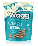 Wagg Low fat treats, 125 g