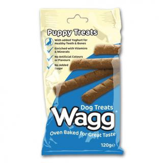 Wagg Puppy treats, 120 g