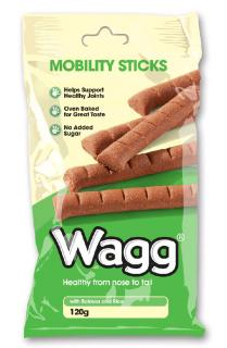 Wagg Mobility sticks, 120 g